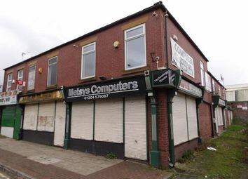 Thumbnail End terrace house for sale in Market Street, Farnworth, Bolton, Greater Manchester