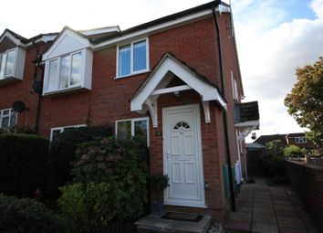 Thumbnail 2 bedroom maisonette to rent in Chilham Close, Camberley