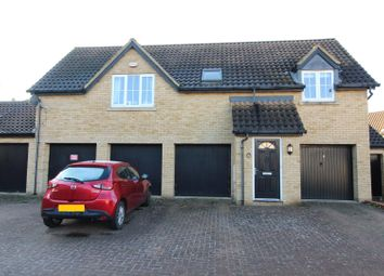 2 bed detached house for sale in Harlow Crescent, Oxley Park, Milton Keynes MK4