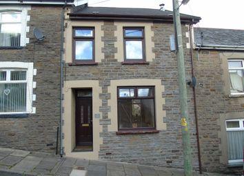 Thumbnail 2 bed terraced house for sale in Elizabeth Street, Abercynon, Mountain Ash