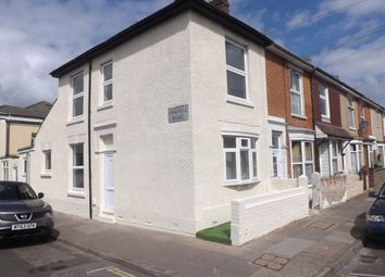 Thumbnail 2 bed end terrace house to rent in Talbot Road, Southsea