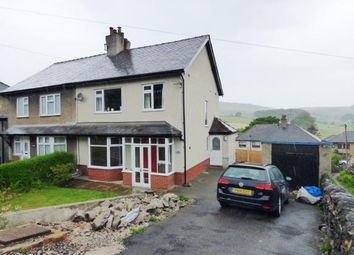 Thumbnail 3 bedroom semi-detached house for sale in Leek Road, Buxton, Derbyshire