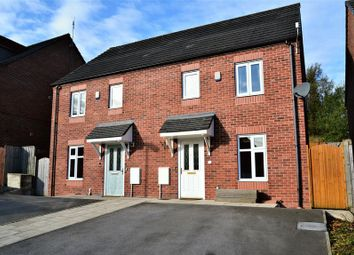 Thumbnail 3 bedroom semi-detached house for sale in Brattice Drive, Pendlebury, Swinton, Manchester