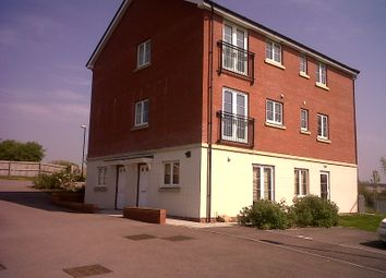 Thumbnail 1 bed flat to rent in Skylark Road, North Cornelly