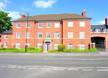 Thumbnail 2 bedroom flat for sale in Park Court, Birmingham Road, Coleshill