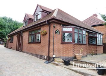 Thumbnail 5 bedroom detached bungalow for sale in Woodnorton Road, Rowley Regis