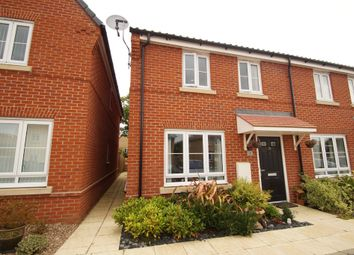 Thumbnail 3 bed end terrace house for sale in Franklin Road, Saxmundham