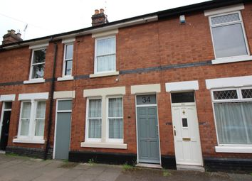 Thumbnail 3 bed terraced house for sale in Camp Street, Derby