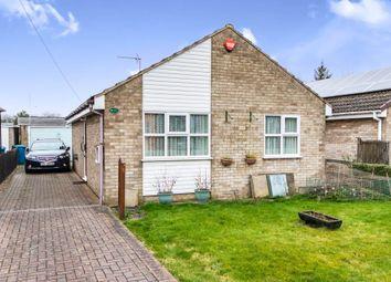Thumbnail 2 bedroom detached bungalow for sale in Beverleys Avenue, Whatton, Nottingham