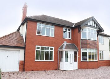 Thumbnail 4 bed detached house for sale in Foxhouse Lane, Maghull, Liverpool