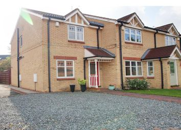Thumbnail 2 bedroom end terrace house for sale in Tamworth Road, York
