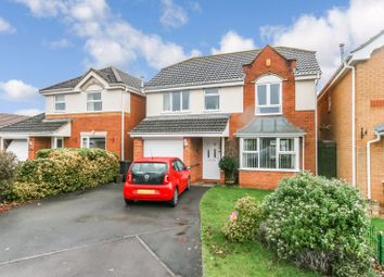 Thumbnail 4 bed detached house for sale in Oaktree Way, Cannington, Bridgwater
