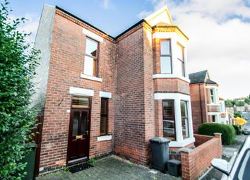 Thumbnail 3 bed detached house to rent in Birch Avenue, Carlton, Nottingham