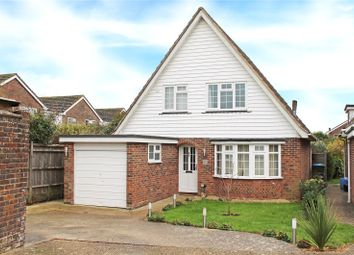 Thumbnail 3 bed detached house for sale in Woodlands Close, Angmering, Littlehampton
