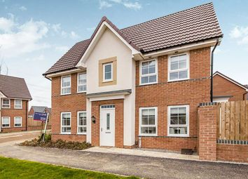 Thumbnail 3 bed detached house for sale in Garratt Road, Yarm