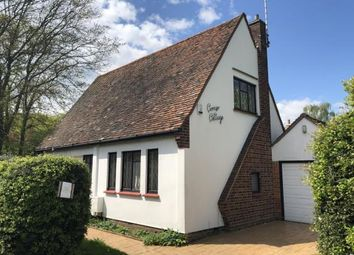 Thumbnail 2 bed detached house for sale in Herongate, Brentwood, Essex
