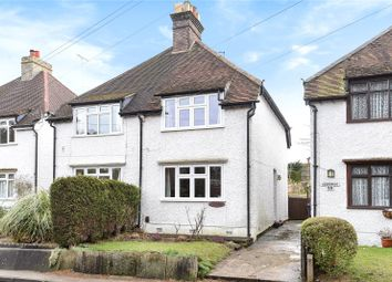 Thumbnail 2 bed semi-detached house for sale in Quickley Lane, Chorleywood, Rickmansworth, Hertfordshire