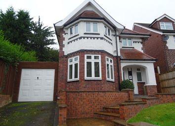 Thumbnail 3 bedroom detached house for sale in Wheatsheaf Road, Edgbaston, Birmingham