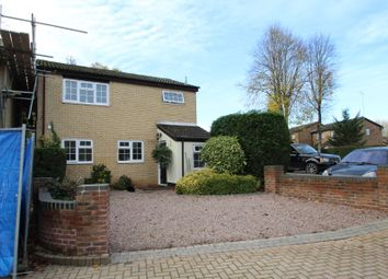 Thumbnail 3 bed detached house for sale in 109 Blenheim Way, Stevenage, Hertfordshire