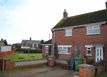 Thumbnail 3 bed semi-detached house to rent in Gelham Manor, Dersingham, King's Lynn
