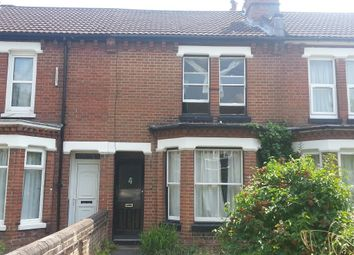 Thumbnail 3 bed terraced house to rent in Handel Terrace, Polygon, Southampton, Hampshire