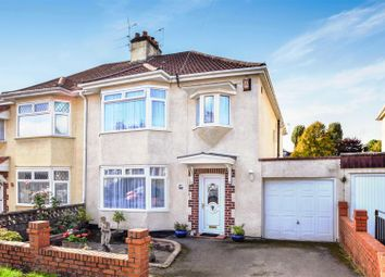 Thumbnail 4 bed semi-detached house for sale in Birchall Road, Bristol