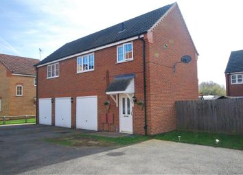 Thumbnail 1 bedroom detached house for sale in Cortez Close, Spalding