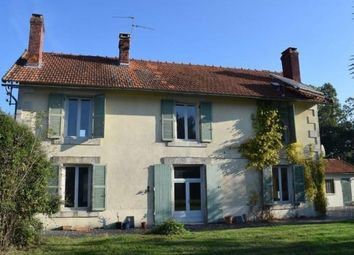 Thumbnail 3 bed detached house for sale in Champagne-Mouton, Charente, 16350, France