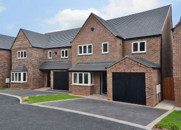 Thumbnail 4 bed detached house for sale in Chestnut Close, Chasetown, Burntwood (Plot 6)