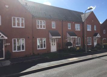 Thumbnail 3 bed mews house to rent in Red Barn Road, Market Drayton