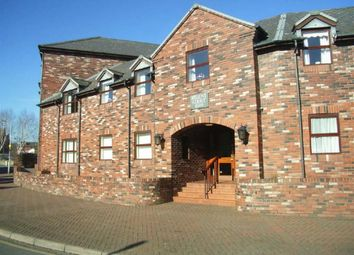 Thumbnail 1 bed flat to rent in Regent Court, Roft Street, Oswestry
