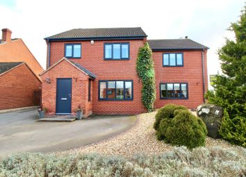 Thumbnail 5 bed detached house for sale in Kings Drive, Baschurch, Shrewsbury