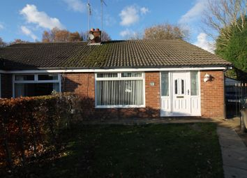 Thumbnail 2 bed semi-detached bungalow for sale in Thirlmere Road, Partington, Manchester