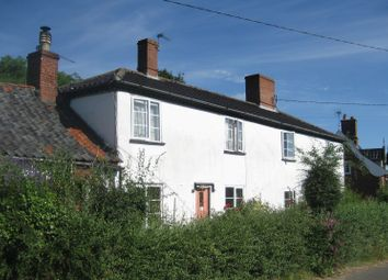 Thumbnail 4 bed cottage for sale in White House, Rectory Road, Wortham, Diss, Norfolk