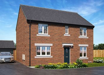 "Thumbnail 4 bedroom detached house for sale in ""Belmont"" at Langton Road, Norton, Malton"