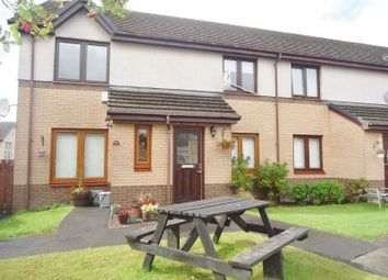 Thumbnail 2 bed flat for sale in Hill Park, Alloa