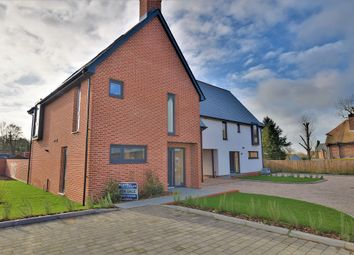 Thumbnail 5 bed link-detached house for sale in The Whittles, Mill End, Thaxted