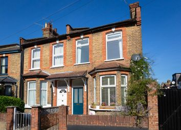 Thumbnail 3 bed end terrace house to rent in Wellesley Road, London