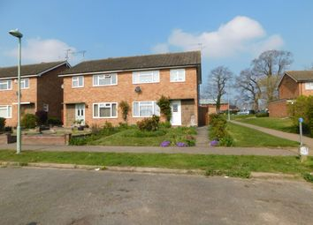 Thumbnail 3 bed semi-detached house for sale in St. Marys Road, Stowmarket