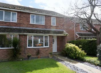 Thumbnail 3 bedroom end terrace house for sale in Beech Close, Thirsk, North Yorkshire