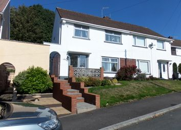 Thumbnail 3 bed semi-detached house for sale in Llewellyn Street, Merthyr Tydfil