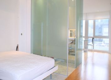 Thumbnail 1 bedroom flat to rent in Ontario Tower, 4 Fairmont Avenue, Canary Wharf, London