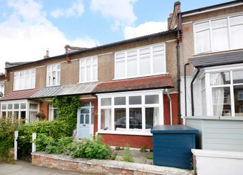 Thumbnail 3 bed terraced house to rent in Arthurdon Road, Brockley, London