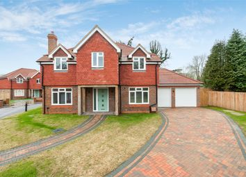 Thumbnail 5 bed detached house for sale in Horley Lodge Lane, Salfords, Surrey