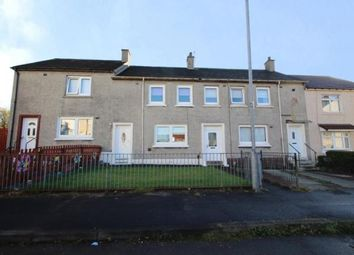 Thumbnail 2 bed terraced house for sale in Drumpellier Place, Baillieston, Glasgow, Lanarkshire