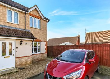 3 bed semi-detached house for sale in Greenwich Avenue, Holbeach, Spalding PE12