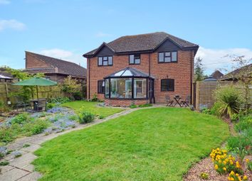 Thumbnail 4 bed detached house for sale in Hawkeridge, Westbury, Wiltshire