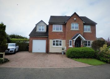 Thumbnail 5 bed detached house for sale in Redruth Drive, Crag Bank, Carnforth