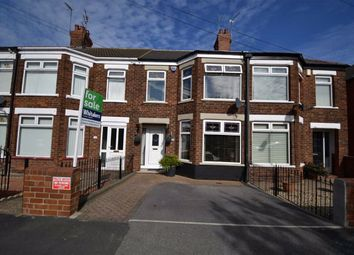 Thumbnail 4 bed terraced house for sale in Skirbeck Road, Gillshill Road, Hull