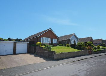 Thumbnail 3 bed detached bungalow for sale in Victor Close, Seaford